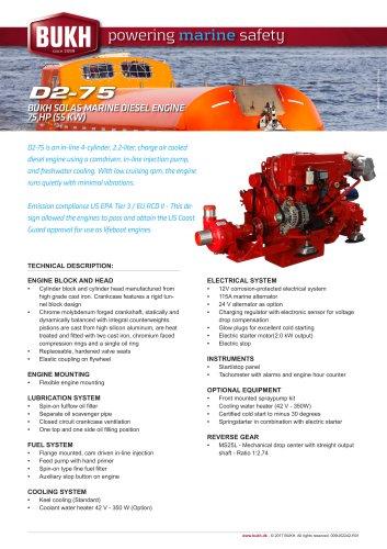 D2 75
