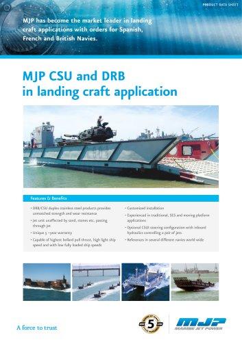 Mjp landing CRAFT