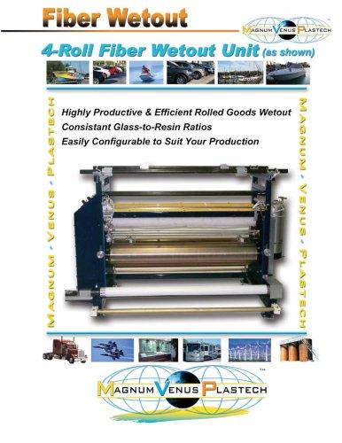 Fiber Wetout Unit Brochure-ML1402