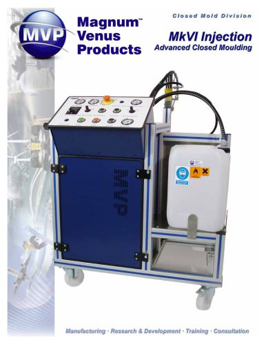 Megaject MkVI Injection System - Magnum Venus Products - PDF