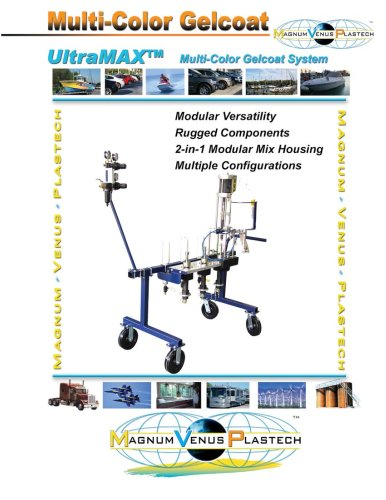 UltraMAX Multi-Color Gel Brochure-ML-1417