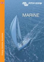 Brochure marine 2012