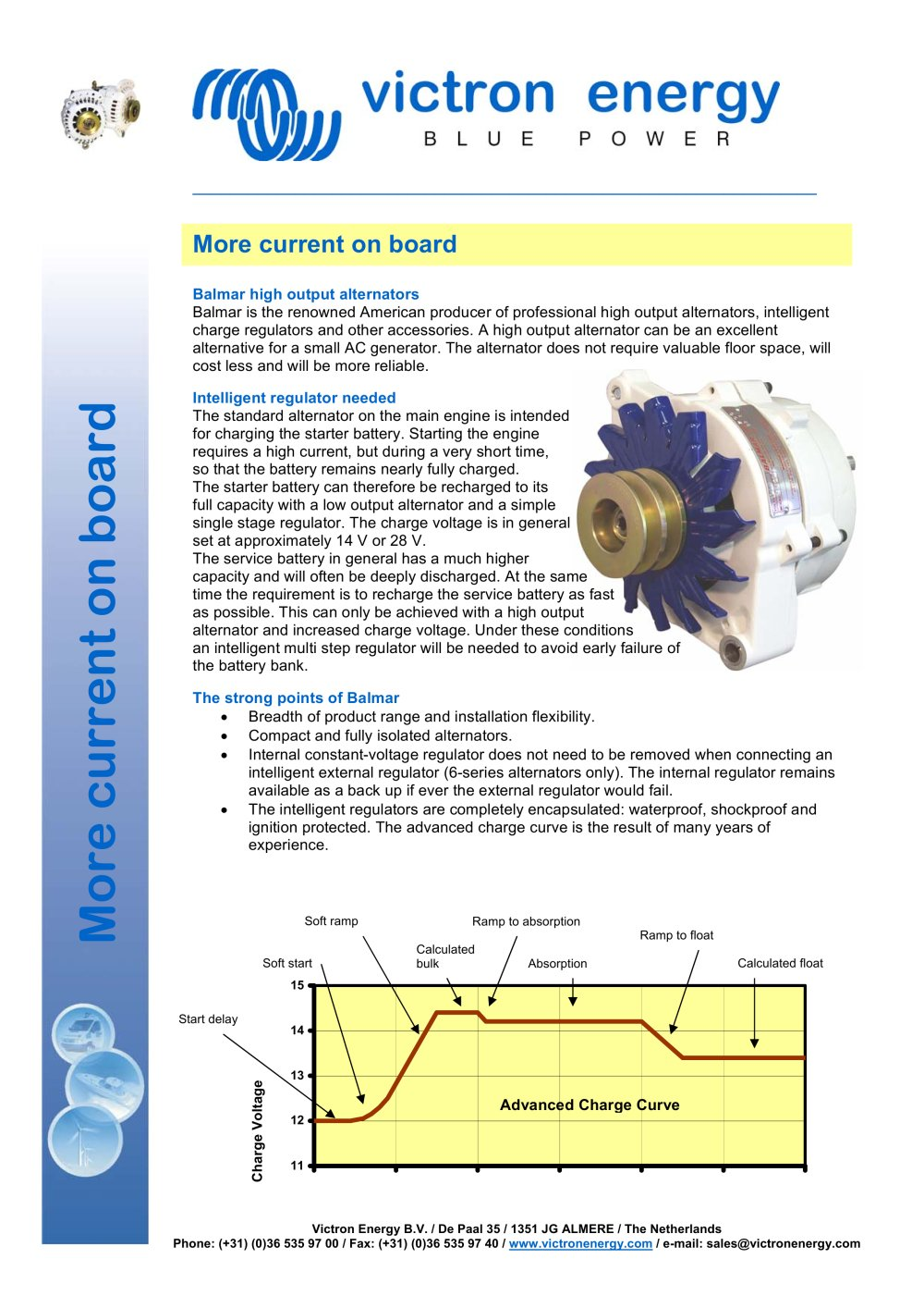 Marine Alternator Victron Energy Pdf Catalogues Documentation Charge Wirebatteryselectorswitchjpg 1 6 Pages