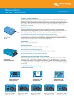 Phoenix Inverters 180VA ? 1200 VA 230V/50Hz and 110V/60Hz