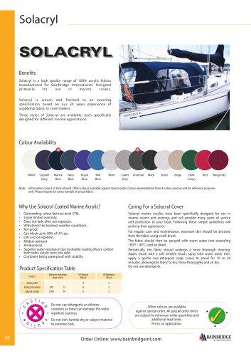 Solacryl