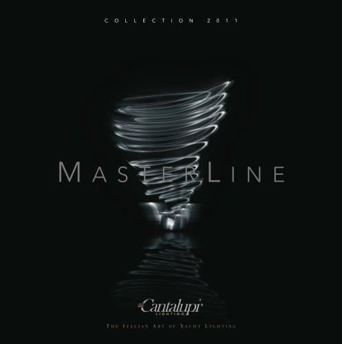 Cantalupi Lighting LED MasterLine Collection Catalogue