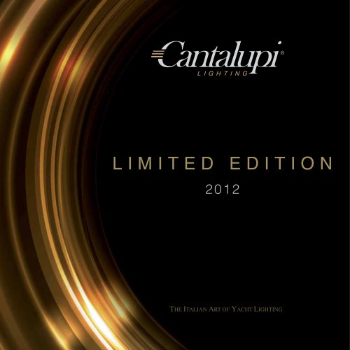 Limited Edition Catalogue