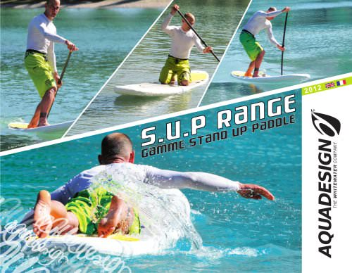 Catalogue S.U.P 2012