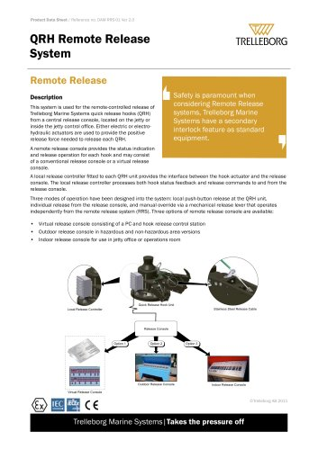 Remote  Release System