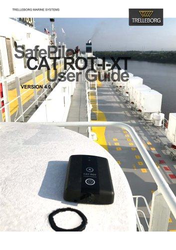 SafePilot CAT ROT-I-XT User Guide