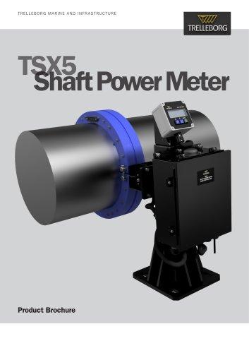 SeaTechnik - TSX5 Shaft Power Meter
