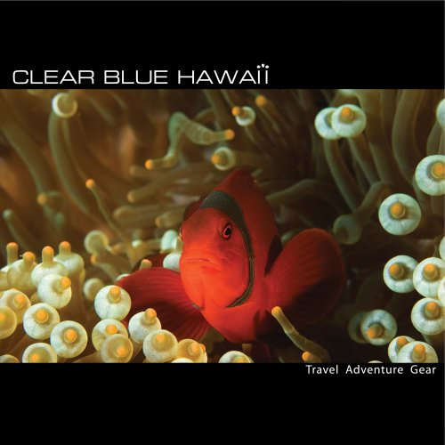 CLEAR BLUE HAWAII   Travel Adventure Gear