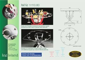 table model TI 110.80
