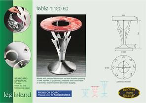 table model TI 120.60