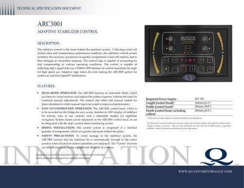 QuantumControl ARC3001