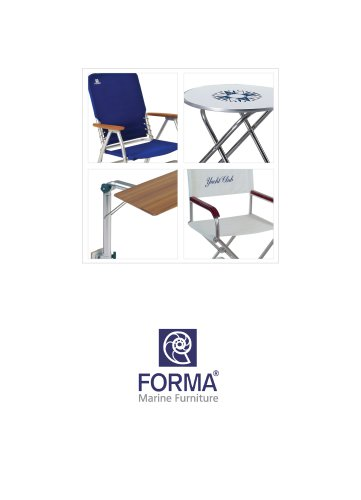 forma catalogue