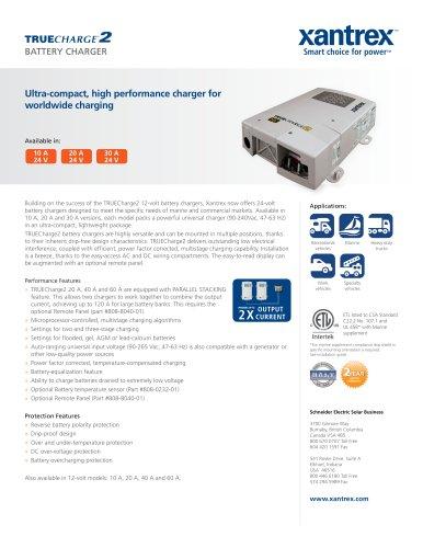 TRUECharge2 - 24V (10A, 20A & 30A)