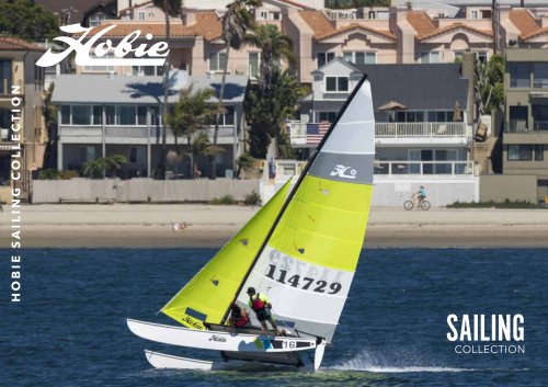 HOBIE SAILING COLLECTION 2018
