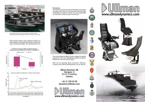 Ullman Dynamics Products 2010