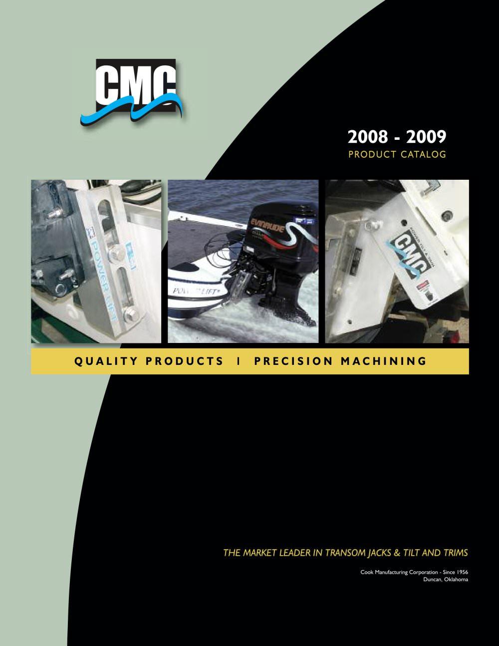 Pl 65 Hs Brochure Cook Manufacturing Corporation Pdf Catalogues Cmc Tilt Trim Wiring Diagram 1 7 Pages