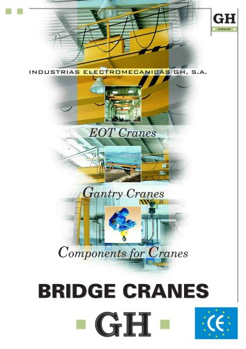 Bridge cranes