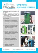 Sanitation Pump-Out Systems