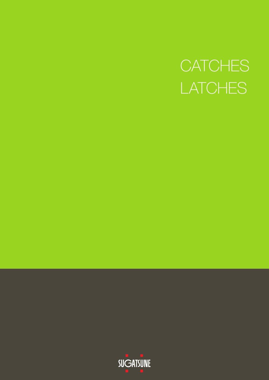 Catches Latches Sugatsune Kogyo Co Ltd Pdf Catalogs