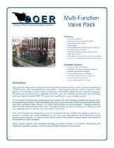 Multi Function Valvepack