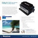 RIM100 run indicator module