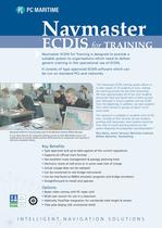 Navmaster ECDIS for Training