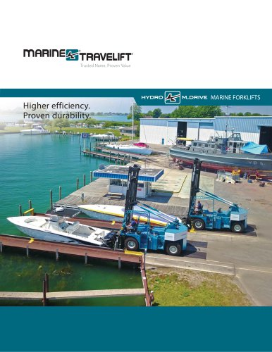 HYDRO M_DRIVE MARINE FORKLIFTS