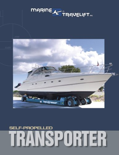 Marine Travelift General Transporter Brochure
