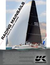 RACING MAINSAIL