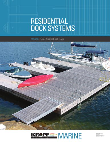 Residential Dock Systems