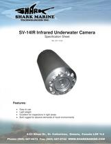 SV-14IR Spec Sheet