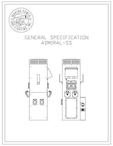 Admiral Ss Specifications