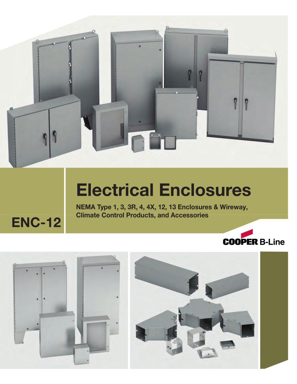 Industrial Non Hazardous Enclosures Eaton Pdf Catalogues Wiring Trough Nema 3r 1 516 Pages