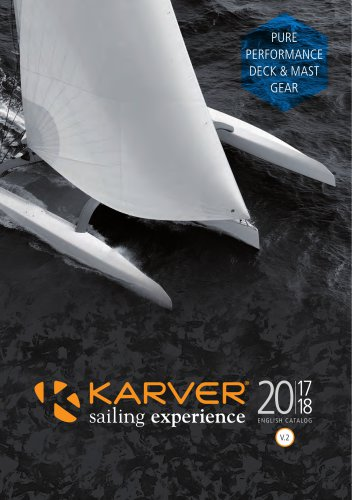 KARVER Sailing Experiences 2017-2018