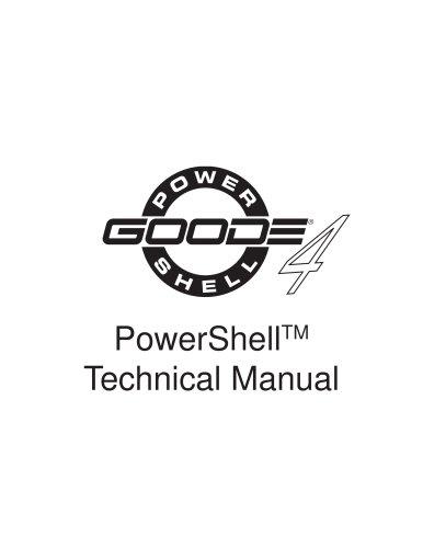 GOODE PowerShell 4 Tech Manual