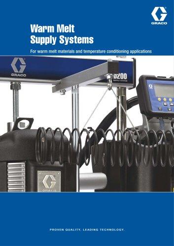 Warm Melt Supply Systems - Graco - PDF Catalogs | Documentation