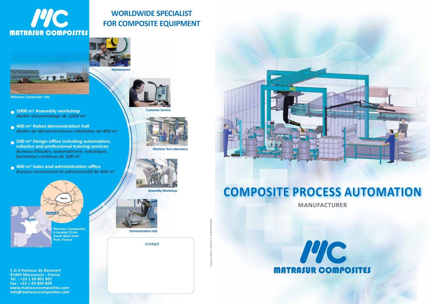 Company Brochure Matrasur Composites Pdf Catalogues