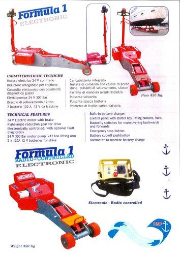 FORMULA 1 ELECTRONIC