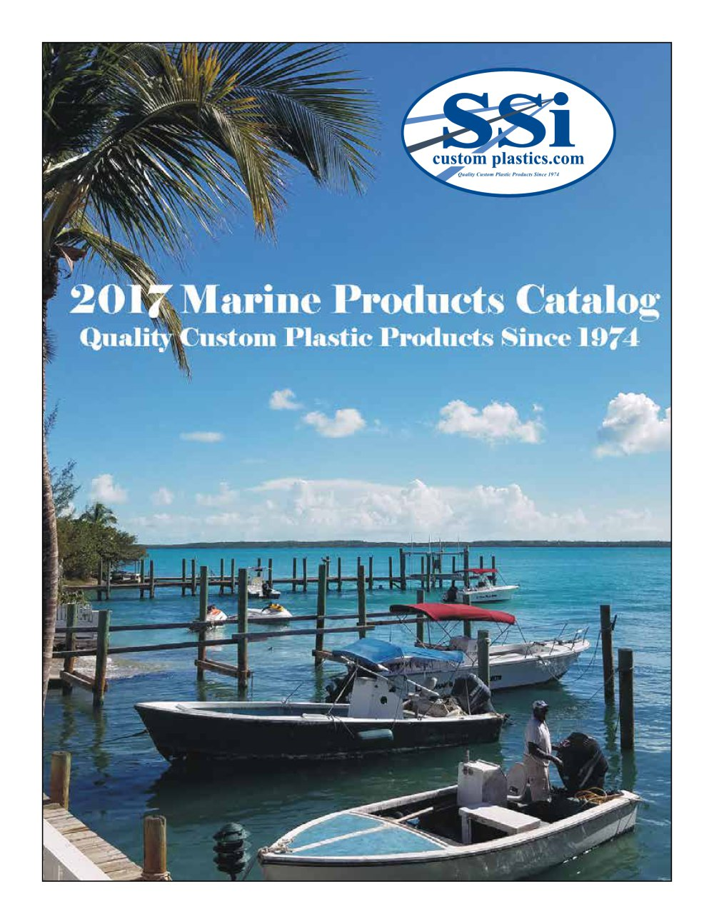 2017 SSI Marine Products Catalog 1 28 Pages