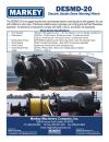 DESMD-20 Electric Double Drum Mooring Winch