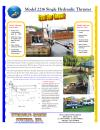 Single Thruster Brochure