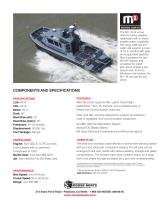 M1 Power Catamaran Brochure