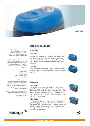Lifejacket Lights - Automatic