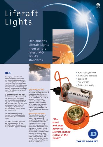 Liferaft Lights