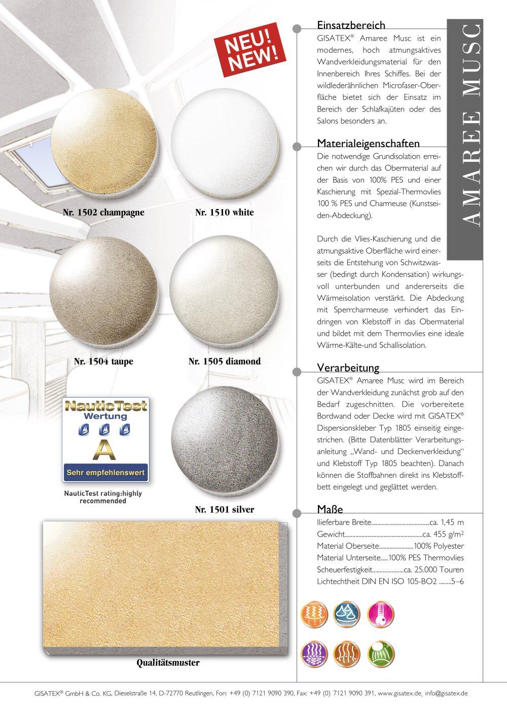 wand- und deckenisolation - gisatex gmbh & co. kg - pdf catalogues