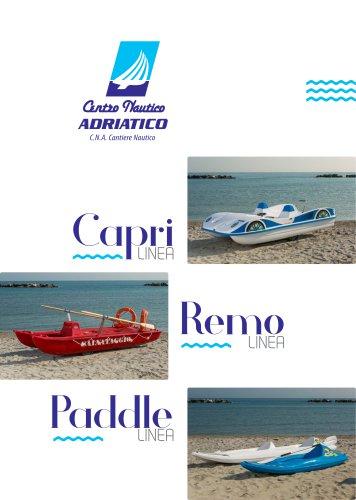 Pedal Boat CAPRI LINE 2019